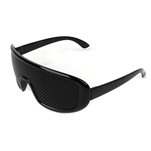 Gwxevce Gafas Ejercicio Gafas Mejora de la Vista Gafas de visión Entrenamiento