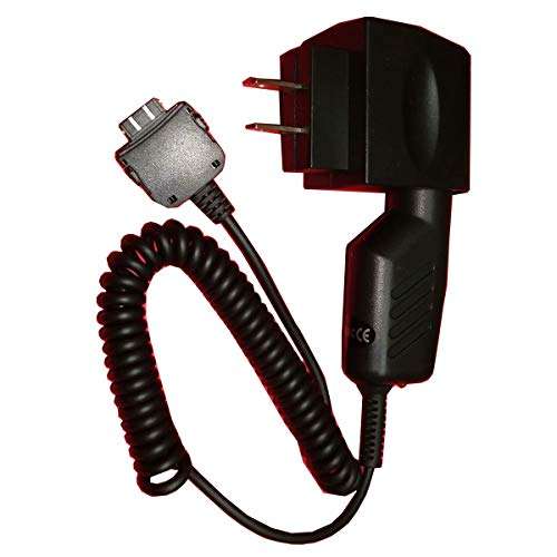 (Taelectric) AC Wall Home Charger for Sprint PCS Sanyo SCP-8400 2400 Katana Cell Phone