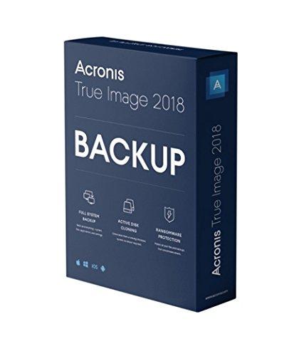 Acronis True Image Advanced - Abonnement-Lizenz (1 Jahr) - 3 Computer, 250GB Cloud-Speicherplatz - Win, Mac, Android, iOS (THJASGLOS)