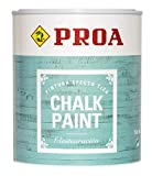 CHALK PAINT PINTURA PARA MUEBLES EFECTO TIZA PROA BLANCO ANTIGUO 750 ml