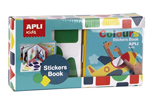 APLI Kids - Mi primer libro con gomets, Vehiculos