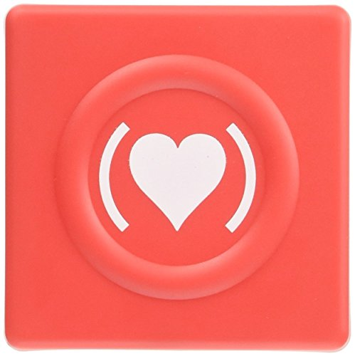 Alessi Asc03 Red (Product)red Cohndom Box Porte-préservatifs en Résine Thermoplastique, Rouge, (Product)red Special Edition Partner