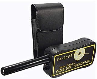 Detector de Metales subterráneo Posicionamiento Detector de Varillas auxiliares Detector de Caza del Tesoro portátil Treasure