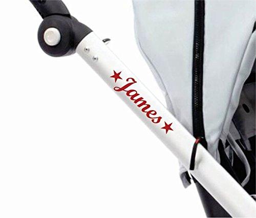 myrockshirt Namensaufkleber 15cm Fahrrad Bike hochwertige UV-beständige Aufkleber für Auto,Wand,Laptop,Fliesen,Bad,Badezimmer,WC, und alle glatten Flächen aus Hochleistungsfolie ohne Hintergrund, B