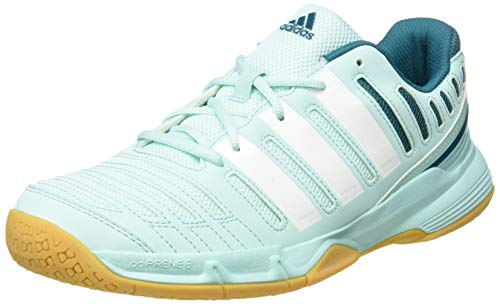 adidas Damen Handballschuhe essence 11 48 frost mint f14/core white/power tea...