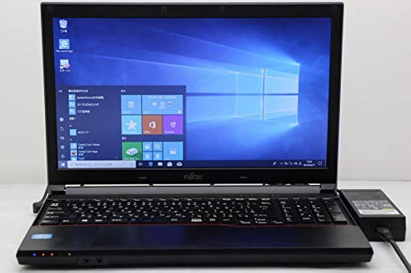 下る無効容器【中古】 富士通 LIFEBOOK A743/G Core i7 3540M 3GHz/4GB/128GB(SSD)/Multi/15.6W/FWXGA(1366x768)/Win10