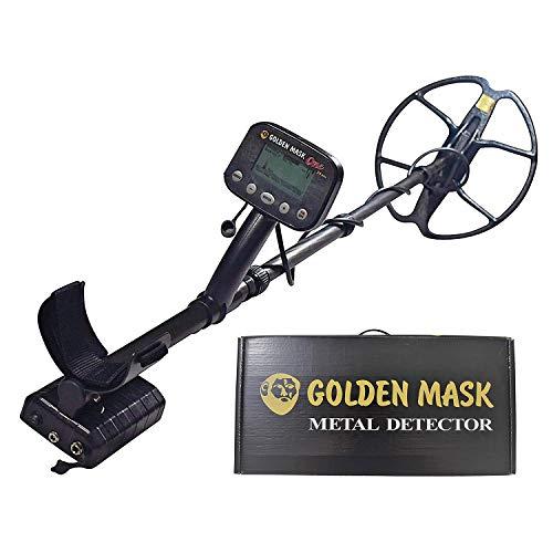 Buy Discount golden mask ONE-24 Pro Digital Metal Detector | Metal Detection and Treasure Finder | D...