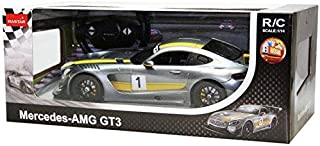 Rastar Licensed 1:14 Scale Mercedes AMG GT3 Performance Remote Controlled Sports Car