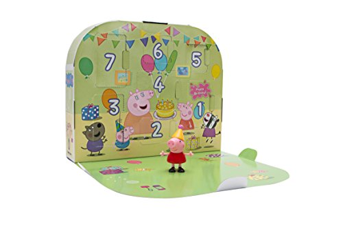 Peppa Pig Birthday Countdown