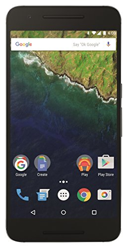 HUAWEI Google Nexus 6P 64GB Android Graphite