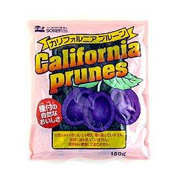 創健社 カリフォルニアプルーン 10.6kg(入数150g×60) ×1セット        JAN:4901735019823