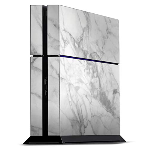 DeinDesign Skin kompatibel mit Sony Playstation 4 PS4 Folie Sticker Stein Marmor Muster