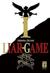 Liar Game – Der Manga, der das Lügen belohnt!