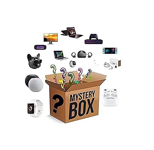 yamysalad Scatola cieca Mystery Box Electronic, Scatole Lucky Box Mystery Blind Box, Super Costo Effettivo, Stile casuale, Battito cardiaco, Eccellente rapporto qualità-prezzo, primo arrivato per il p