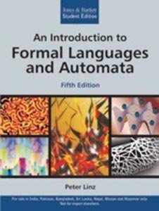 Introduction To Formal Languages And Automata, 5Th Edition