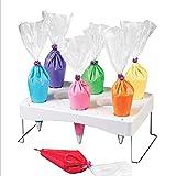 Piping bag shelf Cake Decorating Icing Bag...