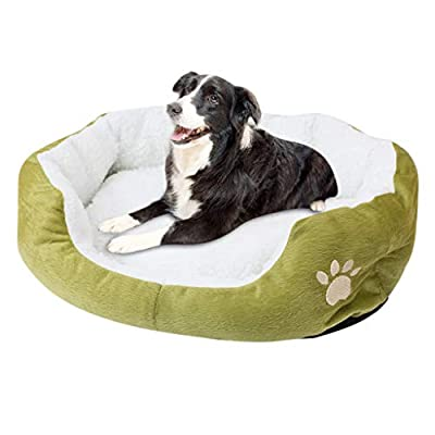 YIWULA Pet Bed for Cat  Small Dog | Soft, Comfy...