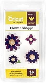 Cricut cartridge Flower Shoppe