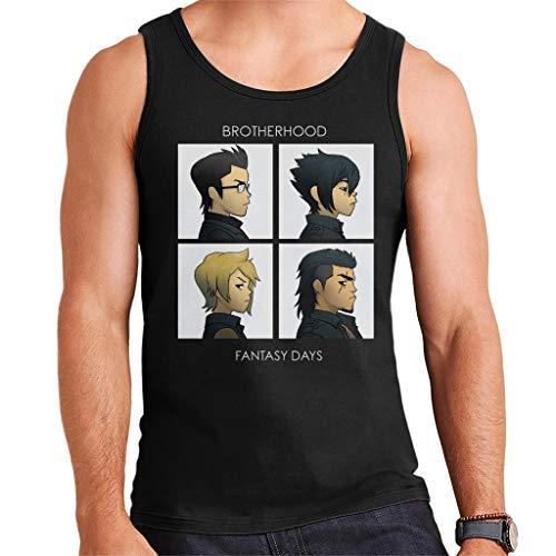 Final Fantasy Brotherhood Days Men's Vest