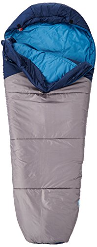 THE NORTH FACE Aleutian Warm Schlafsack, Cosmic Blue/Zinc Grey, One Size