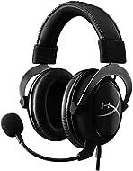 HyperX Cloud II 7.1 Virtual Surround Sound Computer Headset with Advanced USB Audio Control Box - Gu...