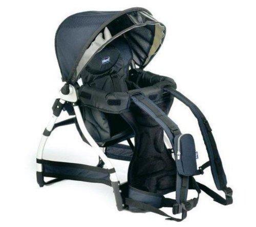 Chicco 6069503800000 - Zaino porta bebé, Caddy, colore: Blu