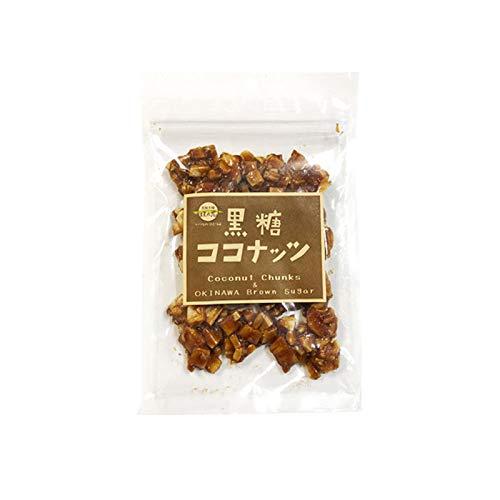 黒糖ココナッツ 90g 黒糖本舗垣乃花 (5袋)