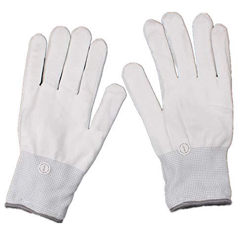 DDPP LED-Leucht Handschuhe/Halloween-Handschuhe/Bühnen Leistungs Handschuhe/Glas Faser Leuchten Leuchtende Handschuhe
