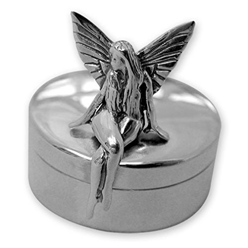 Select Gifts Sterling silber Tooth fairy box
