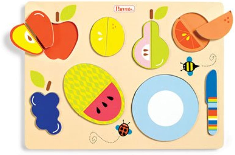 Manhattan Toy Fruitful Fun Flat Puzzle