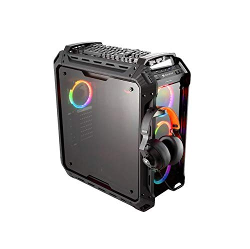 Build My PC, PC Builder, COUGAR PANZER EVO RGB