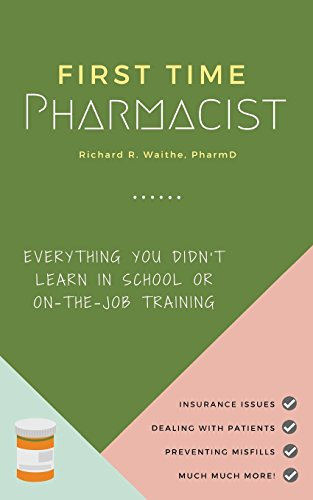 Book: First Time Pharmacist