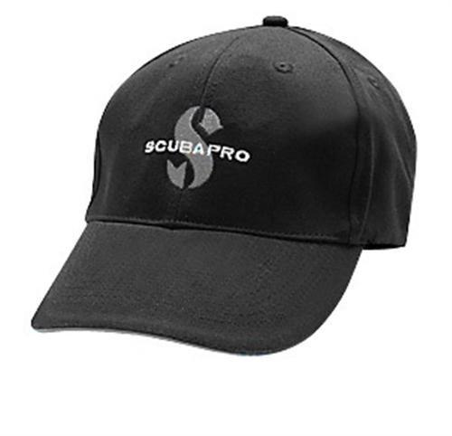 Scubapro BASEBALL CAP - Basecap mit gesticktem SCUBAPRO Logo - 50.974.000