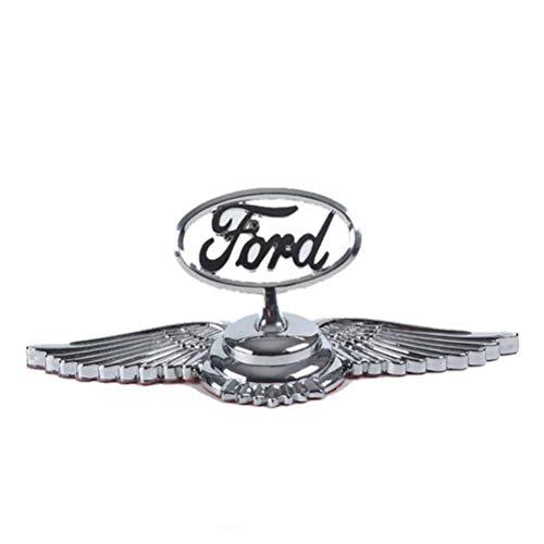 Ford -Auto-dekoratives Logo-Ford-Auto-Aufkleber-Körper-Dekoration-Seitenstandard, galvanisiertes Logo anwendbar für Ford-Autos