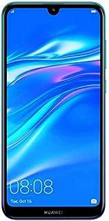 Huawei Y7 Prime 2019 Dual Sim - 64GB, 3GB RAM, 4G LTE, Arabic Aurora Blue