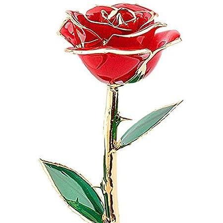 Zum rote geburtstag rosen 5 Rosen