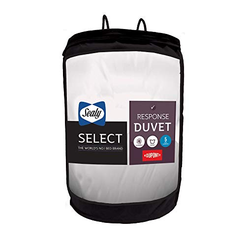 Sealy Select Response Duvet, 10.5 Tog - Single