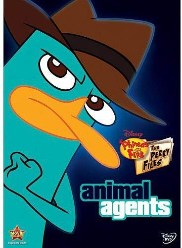 Phineas & Ferb: The Perry Files - Animal Agents [DVD] [Region 1] [NTSC] [US Import]
