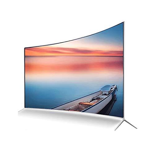 LINGXIU TV Curvada, TV LED, TV De Red Inteligente, Cuerpo Ultrafino, La Resolución Más Alta Es De 2560 * 1080, Adecuada para Todas Las Personas