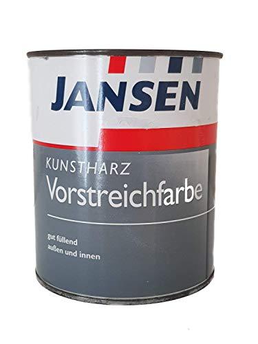 Jansen - Pintura de resina sintética (interior y exterior,