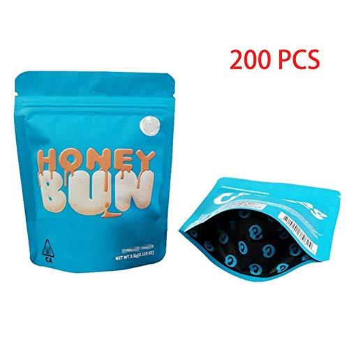 Cali-Tasche für Kekse, SF-Polyester-Folie, Heimdekoration (Farbe: B, Größe: 200 Stück)