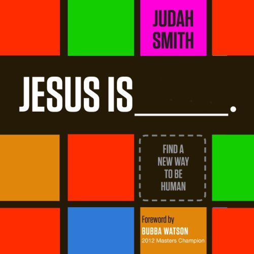 Jesus Is audiobook cover art