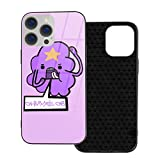 Lumpy Space Princess Oh My Glob Compatible with iPhone 12 Case 12 Mini/12 Max/12 Pro TPU Protective Case Shockproof Durable