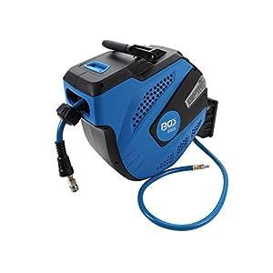 BGS 3323 | Enrollador de manguera de aire | automático | 12 m + 2 m