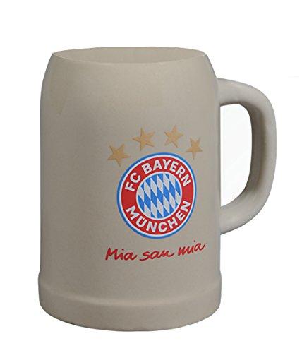 FC Bayern München Bierkrug