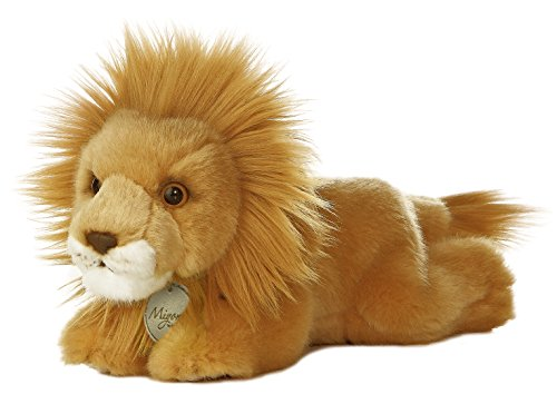 Aurora World Miyoni Lion Plush, 8&q…