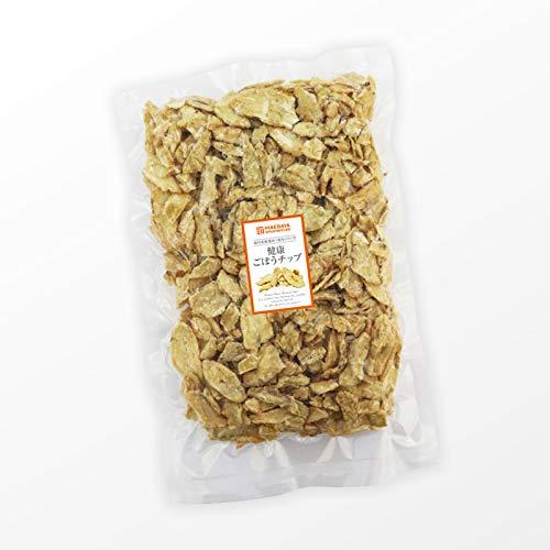 [前田家] ごぼうチップス (250g) ベジタブル 食物繊維 野菜チップ 健康 お菓子 ドライ野菜 根菜 ゴボウ 牛蒡 やさい おつまみ おやつ そば うどん サラダ トッピング