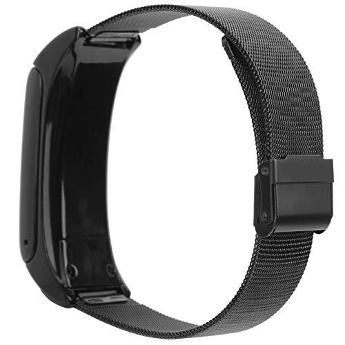 Shipenophy Mejora de la calidad del sueño Smart Wristband Smart Watch Conveniente Smart Sports Wristband DT18 para el hombre