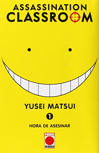 Assassination Classroom 1. Hora De Asesinar