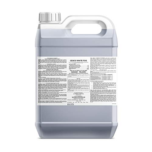 Disinfectant Concentrate by Cesco Solutions - Virucide, Cleans, Sanitizes & Deodorizes. Kills 99.9% of Common Household Germs, Bacteria, viruses. Concentrated Formula Makes 53 gallons